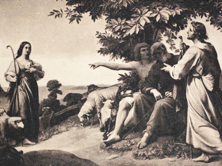 """שירי האהבה הגדולים על סיפור האהבה הגדול של התנ""""ך"""