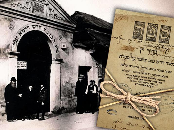 פורים בצל מגפה: פירוש למגילת אסתר במקום משלוח מנות