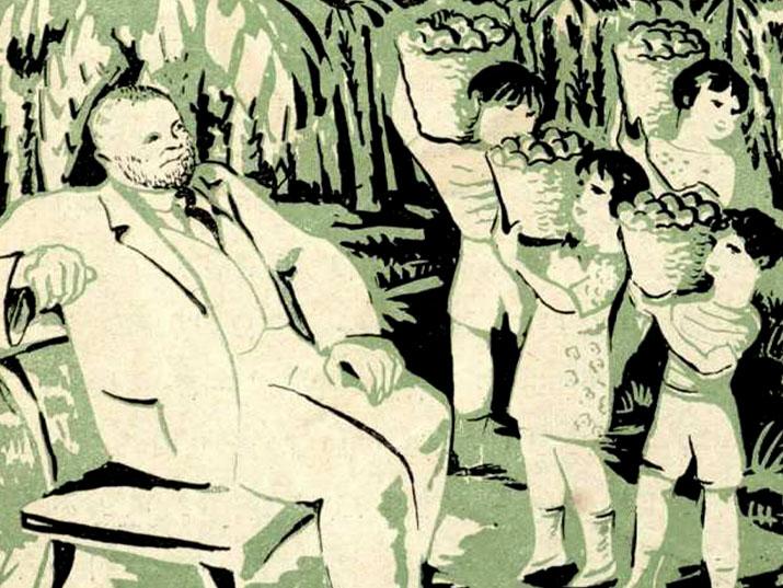ילדי פולין תורמים את דמי הכיס שלהם לגאולת הארץ