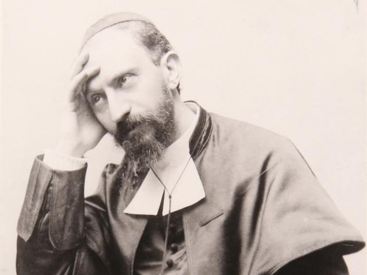 "Rabbi Löw's ""Kiss"" from Prison"