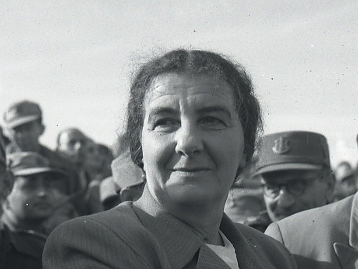Golda Meir: A Woman Empowered