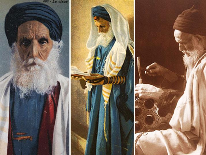 הדוגמן היהודי מתוניסיה