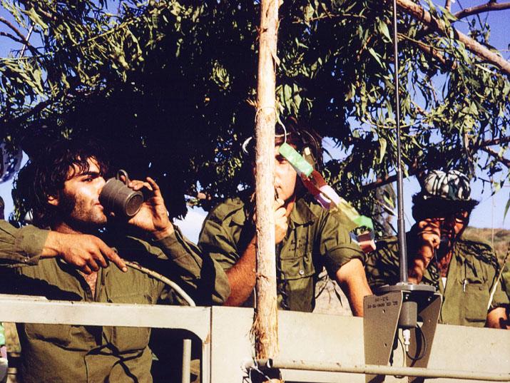 A Mobile Feast: Sukkot on Wheels During the Yom Kippur War