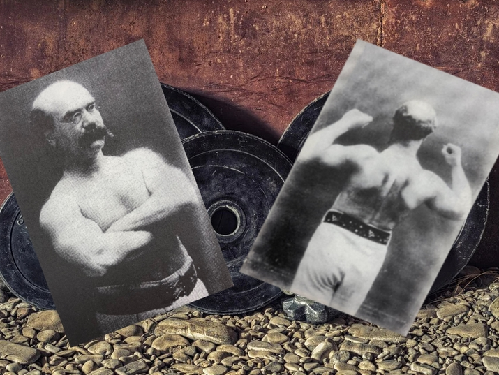 This Hebrew School Teacher Was the First World Weightlifting Champ