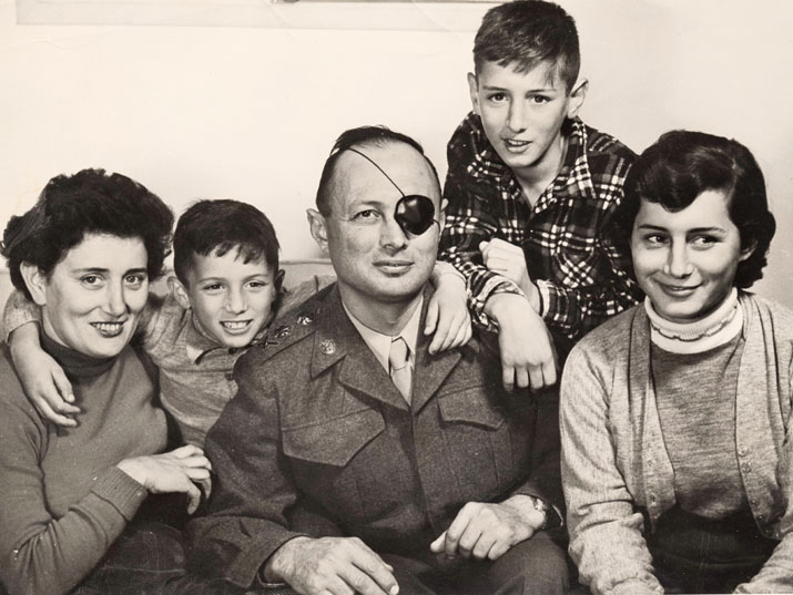Moshe Dayan: A Life in Pictures