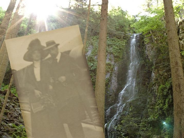"The Star Austrian Poet's Tragic and Forgotten Jewish ""Muse"""